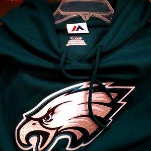 Mens Philadelphia Eagles Hoodie